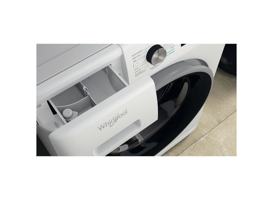 Whirlpool FFB8468BSEVNL Wasmachine