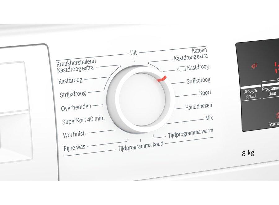 Bosch WTR88T00NL Warmtepompdroger