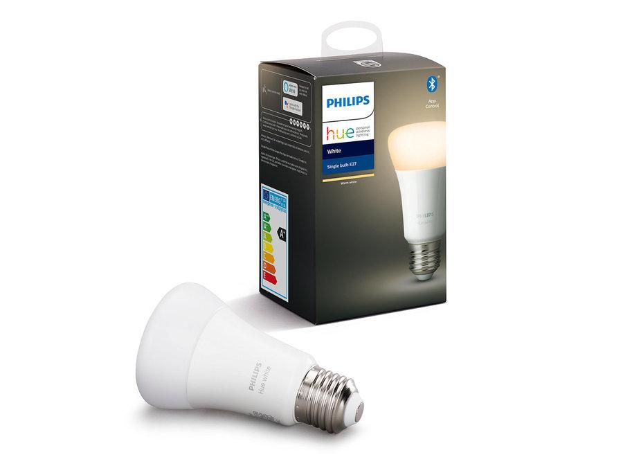 Philips Hue White E27 Singel Pack (Bluetooth)