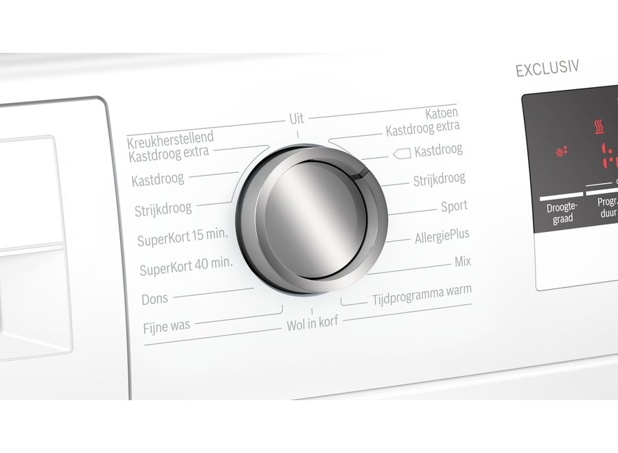 Bosch WTN83292NL Condensdroger