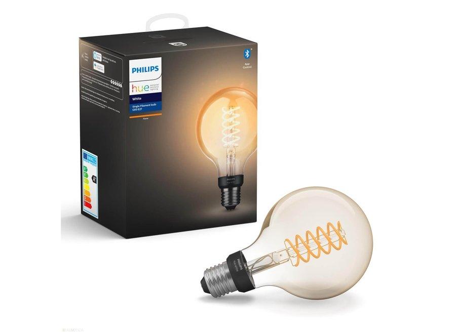 Philips Hue Filamentlamp White Globe E27 (Bluetooth)