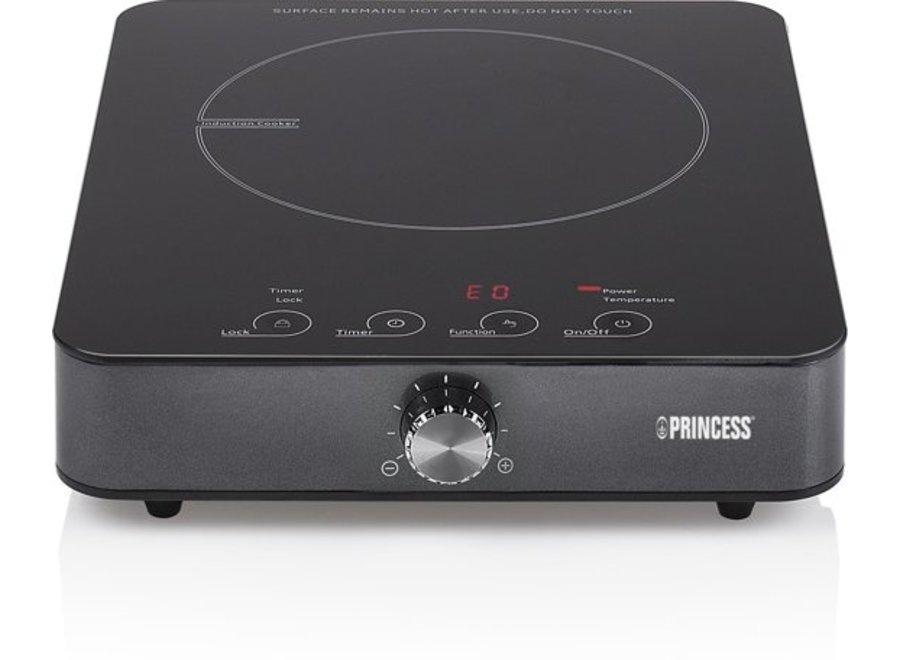 Princess 303010 Vrijstaande Inductie Kookplaat 1-pits