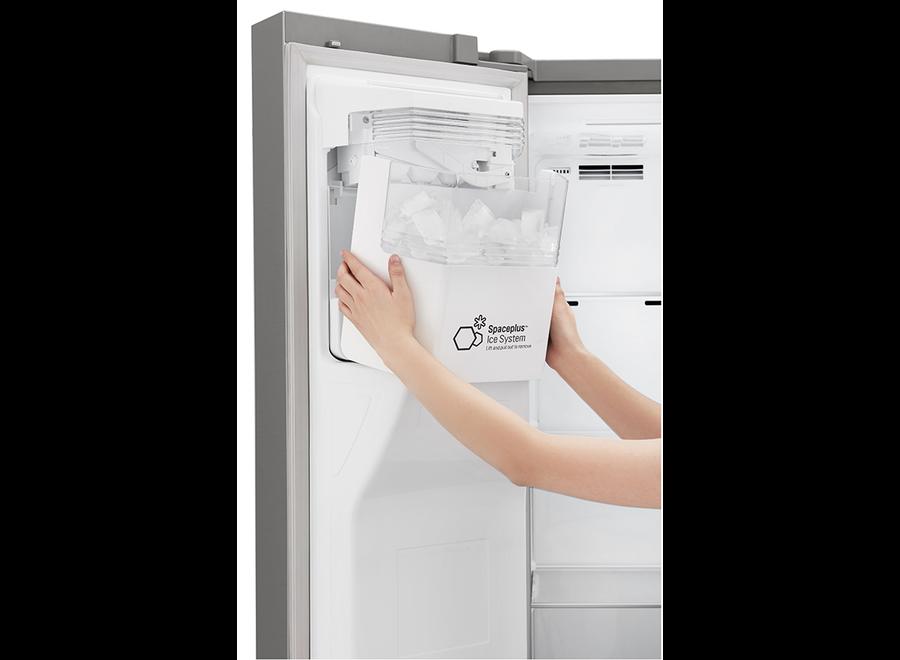 LG GSL360ICEV Amerikaanse koelkast water- en ijsdispenser