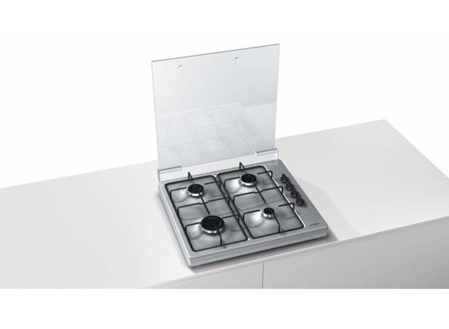 Bosch PBP0C5Y80N vrijstaande gaskookplaat
