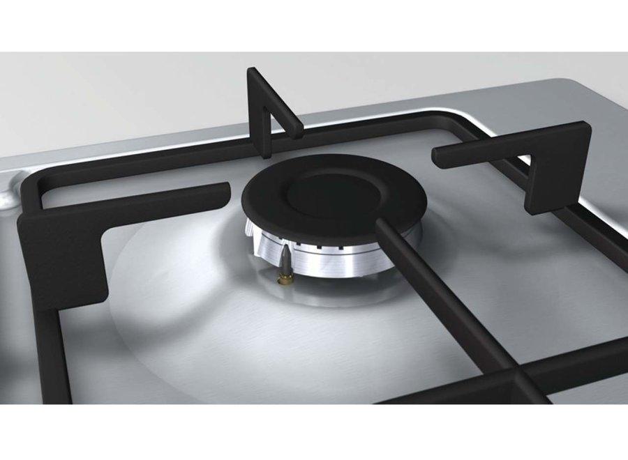 Bosch PBP0C5Y60N vrijstaande gaskookplaat