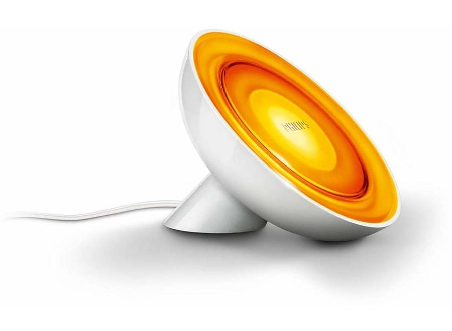 Philips HUE Tafellamp Bloom Wit