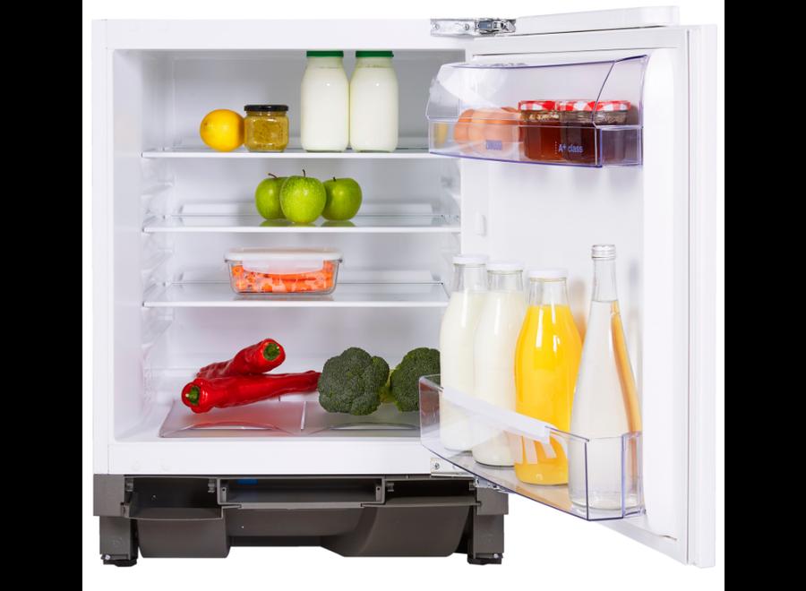 Zanussi ZQA14030DA Inbouw koelkast 88 cm zonder vriesvak