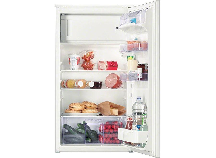 Zanussi ZBA17420SA Inbouw koelkast 102 cm met vriesvak
