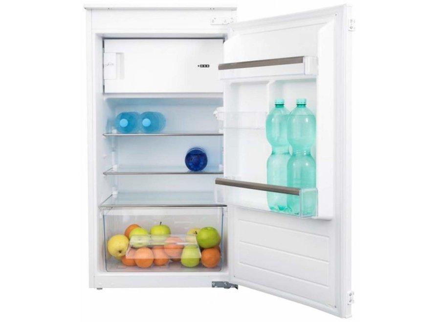 Exquisit EKS180-8A+ Inbouw koelkast 102 cm met vriesvak