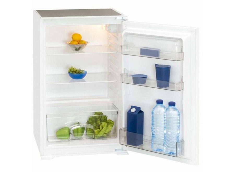 Exquisit EKS131-4RV A+ Inbouw koelkast 88 cm zonder vriesvak