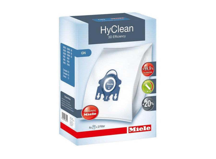 Miele Stofzuigerzak HyClean 9 filterlagen