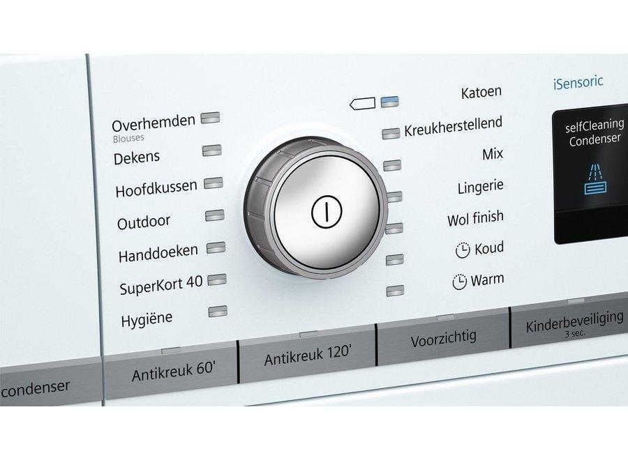 Siemens WT47W563NL Warmtepompdroger
