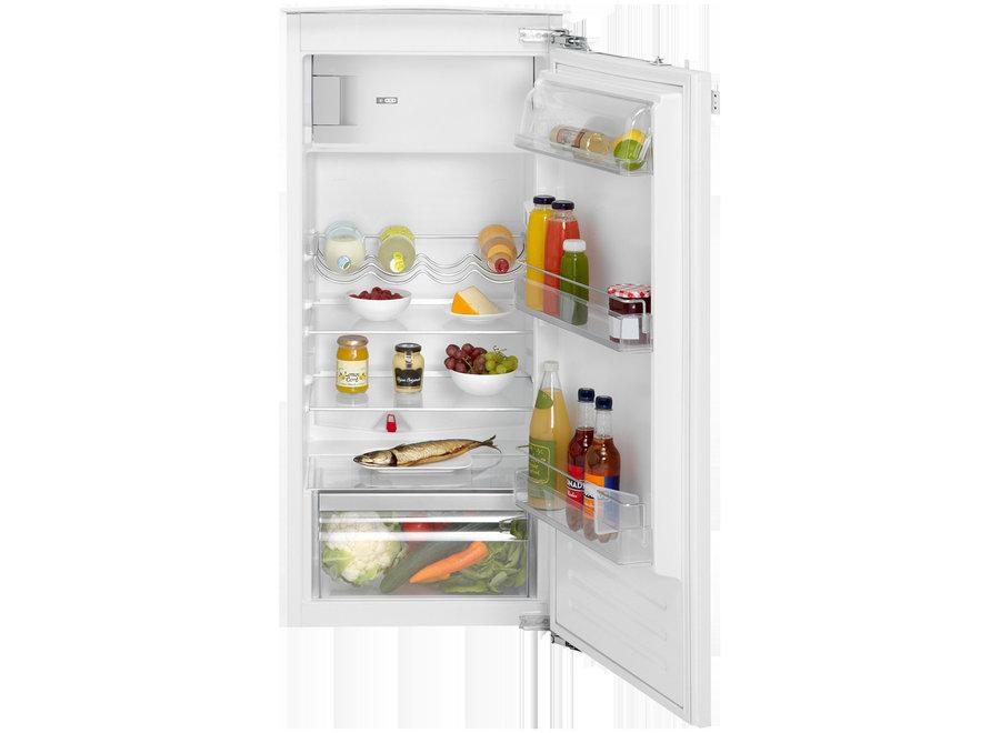 ATAG KD62122BN Inbouw koelkast 122 cm met vriesvak
