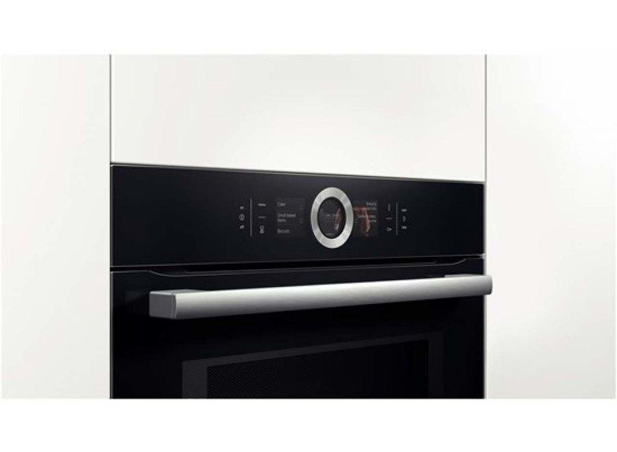 Bosch HMG6764B1 Inbouw oven met magnetron 60cm