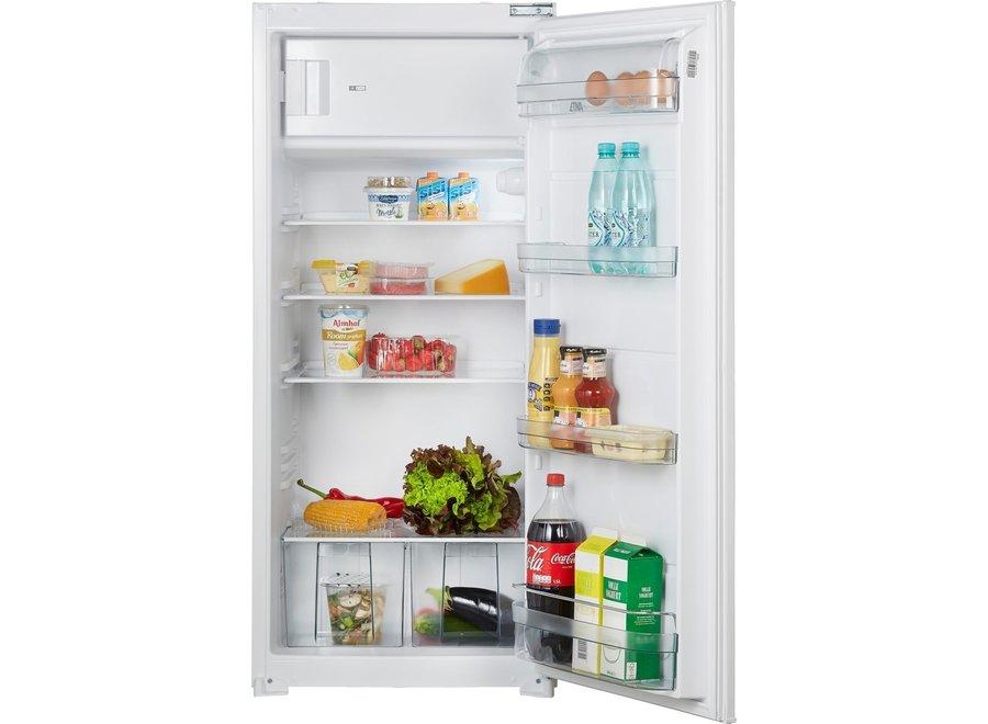 ETNA EEK206VA Inbouw koelkast 122 cm met vriesvak