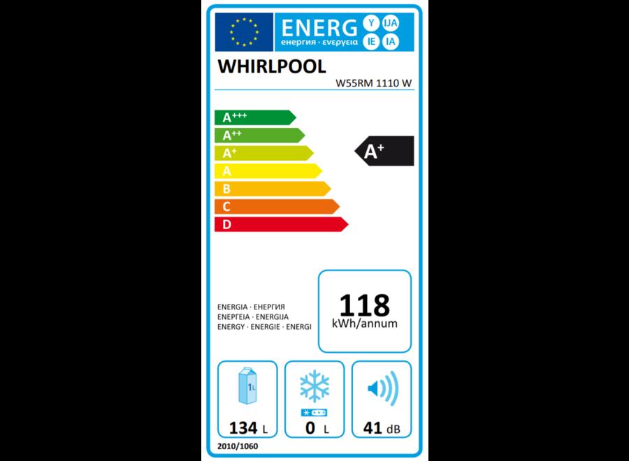 Whirlpool W55RM1110 Koelkast