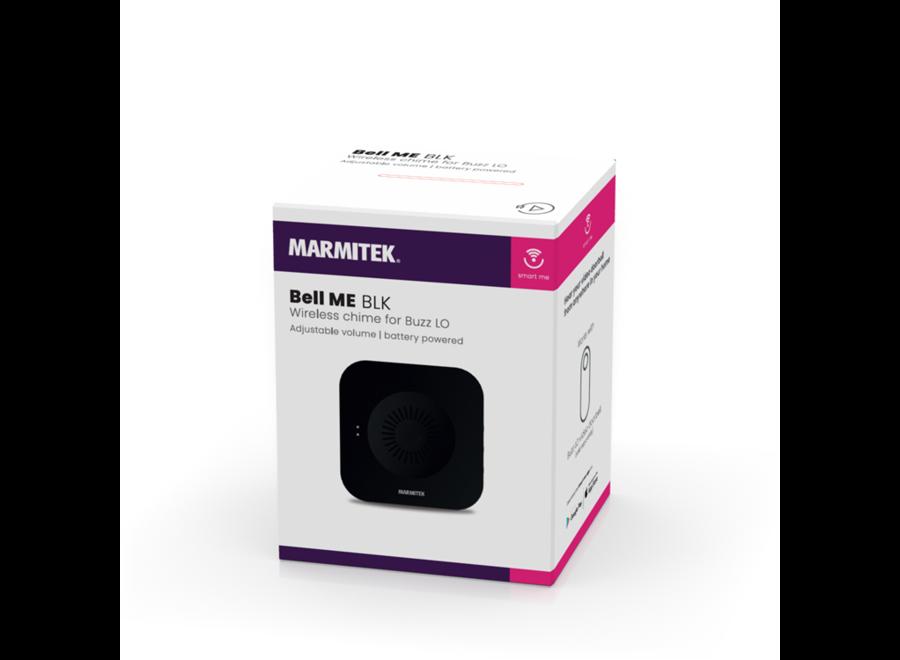 Marmitek Bell ME draadloze gong voor Buzz LO (Zwart)