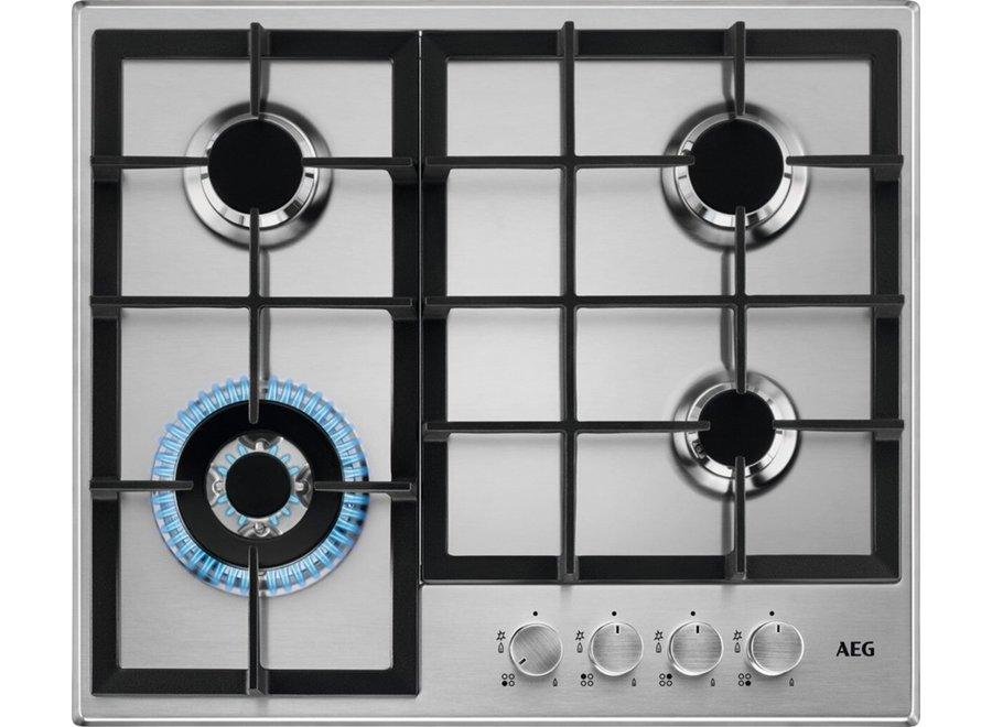 AEG HGB64400SM kookplaat