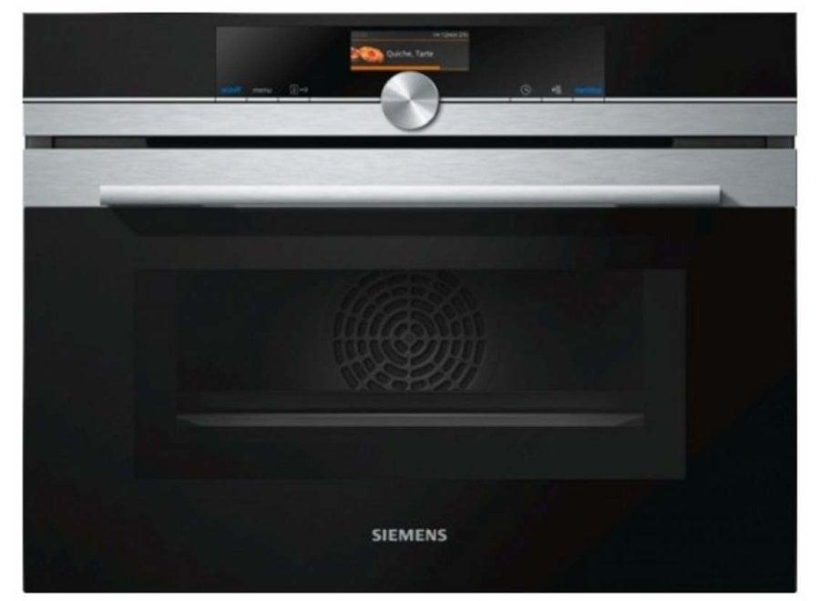 Siemens CM676G0S6 Inbouw oven met magnetron 45cm