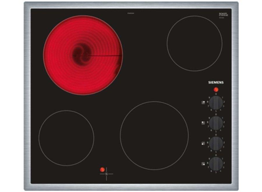Siemens ET645CEA1E Inbouw Keramische Kookplaat 60 cm