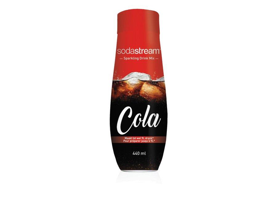SodaStream Flavour Cola 440ml