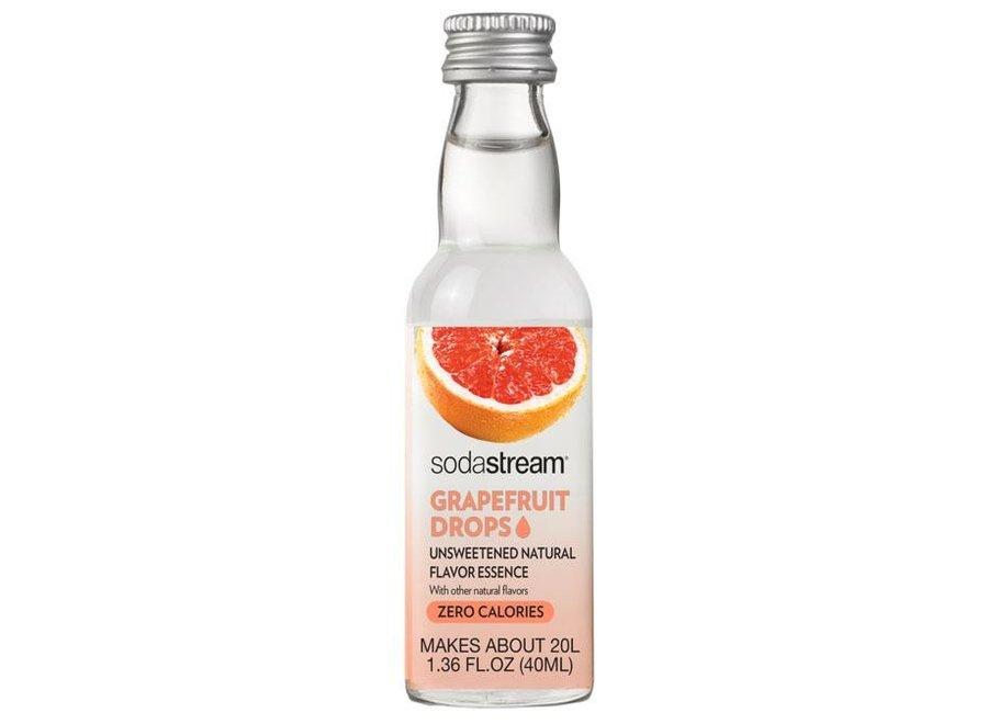 SodaStream Fruit Drops 40ml Grapefruit