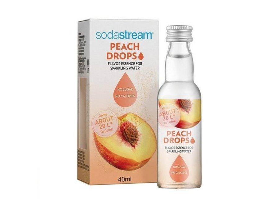SodaStream Fruit Drops 40ml Peach
