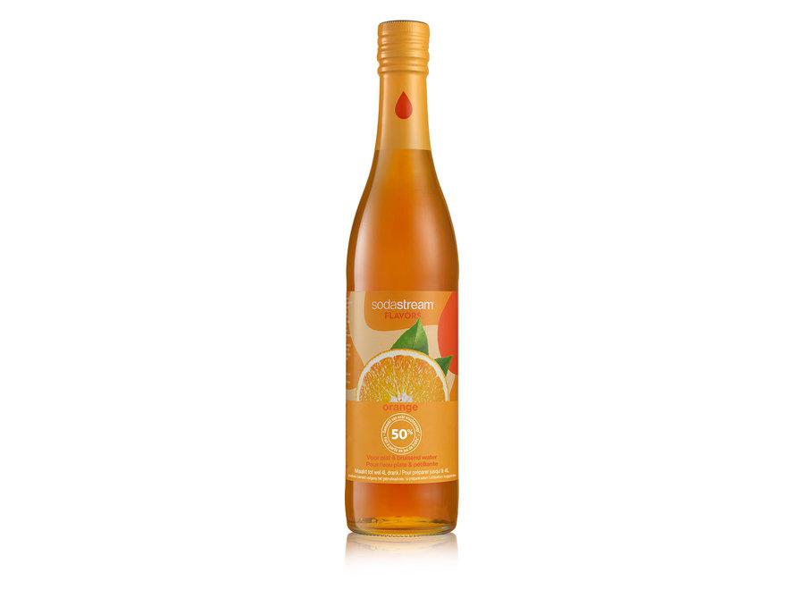 SodaStream Flavour Orange 50% 440ml