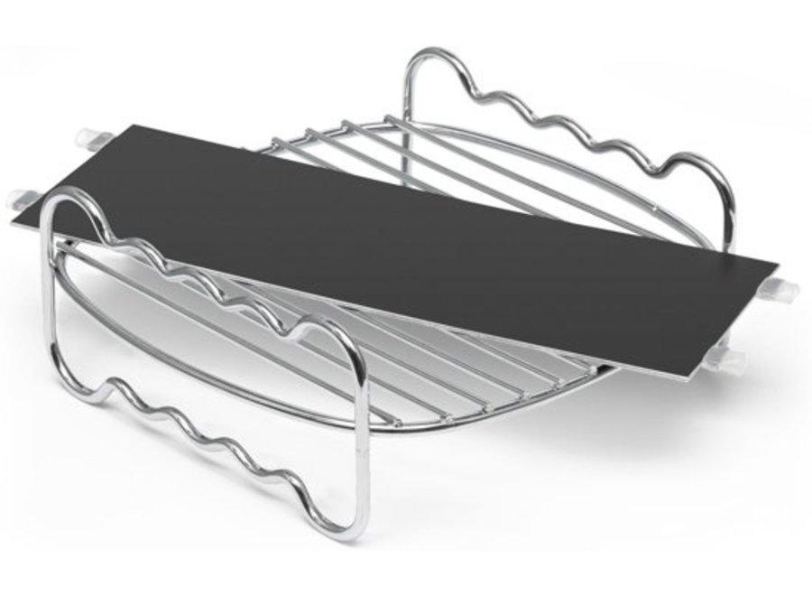 PHILIPS HD9950/00 Airfryer Partykit rooster en scheider
