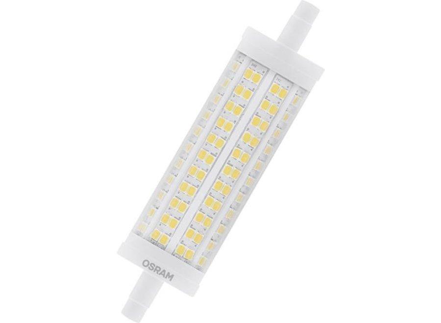 Osram Ledlamp LED DIm Line R7S 118.0mm