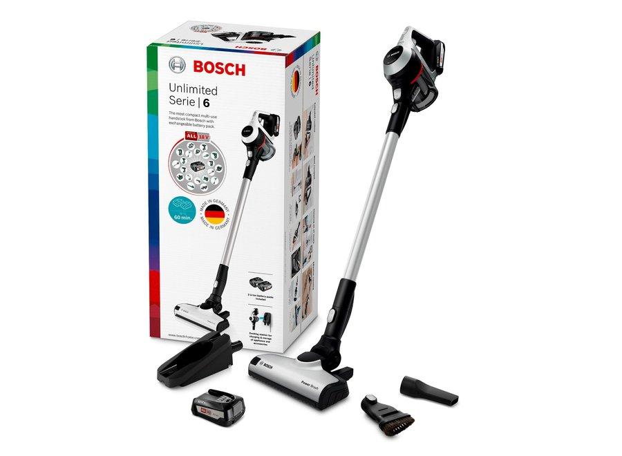 Bosch BBS612PCK steelstofzuiger