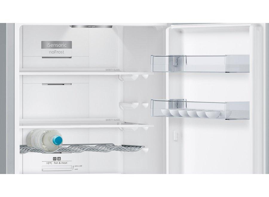 Siemens KG36NVIEB Vrijstaande koel-vriescombinatie