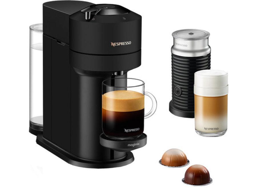 Magimix Vertuo Next Aerocinno Mat Zwart Nespressomachine