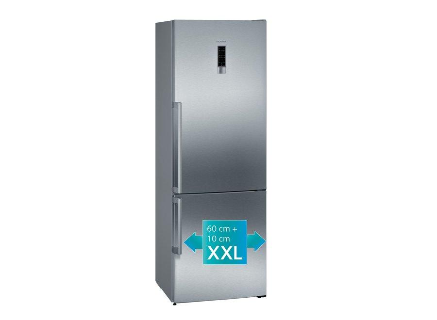 Siemens KG49NEIDP XXL Vrijstaande Koel- vriescombinatie