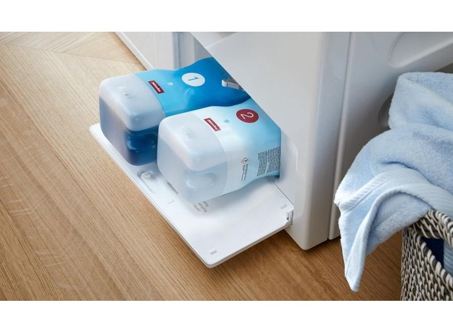 Miele WED675WPS Twindos Wasmachine