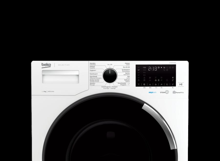 Beko WTV9737XSN1 Wasmachine