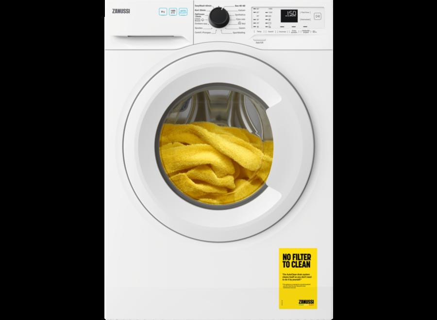 Zanussi ZWFN844TW Wasmachine
