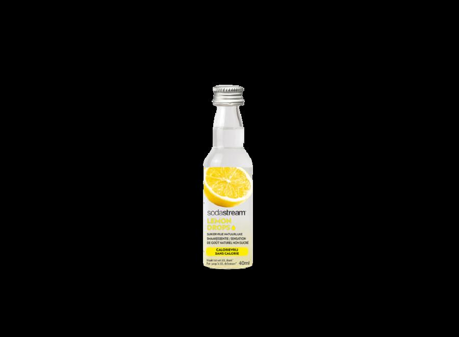 SodaStream Fruit Drops 40ml Lemon