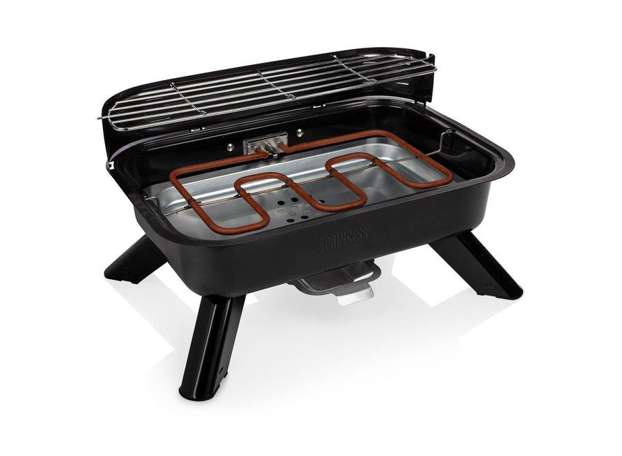 Princess 112252 Hybride barbecue