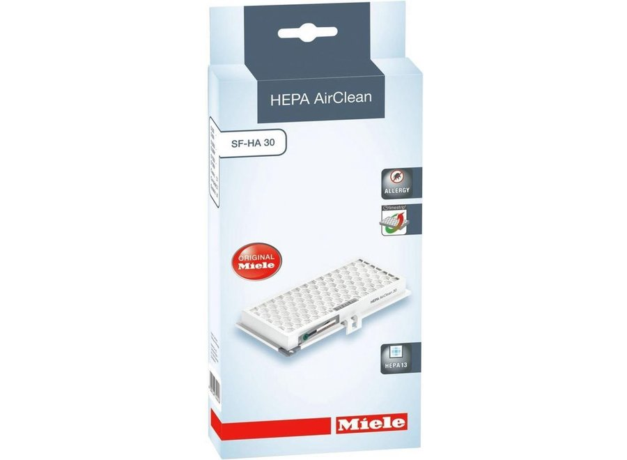 Miele Filter Air Clean SF-HA30