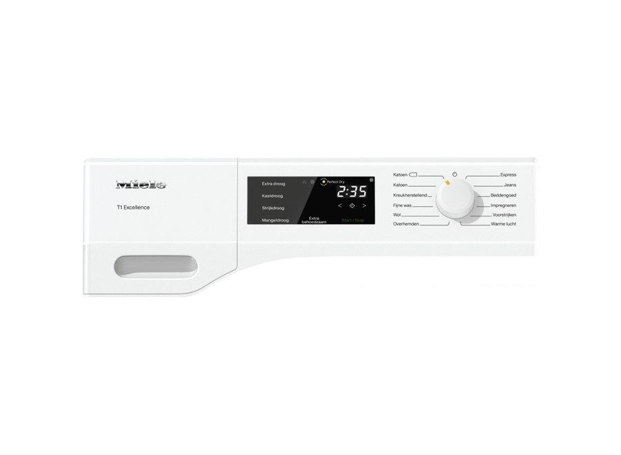 Miele TEB155WP Warmtepompdroger