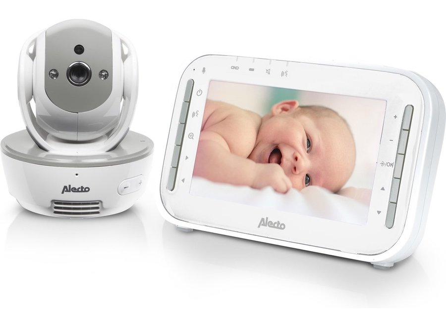 Alecto DVM-200GS Babyfoon met camera