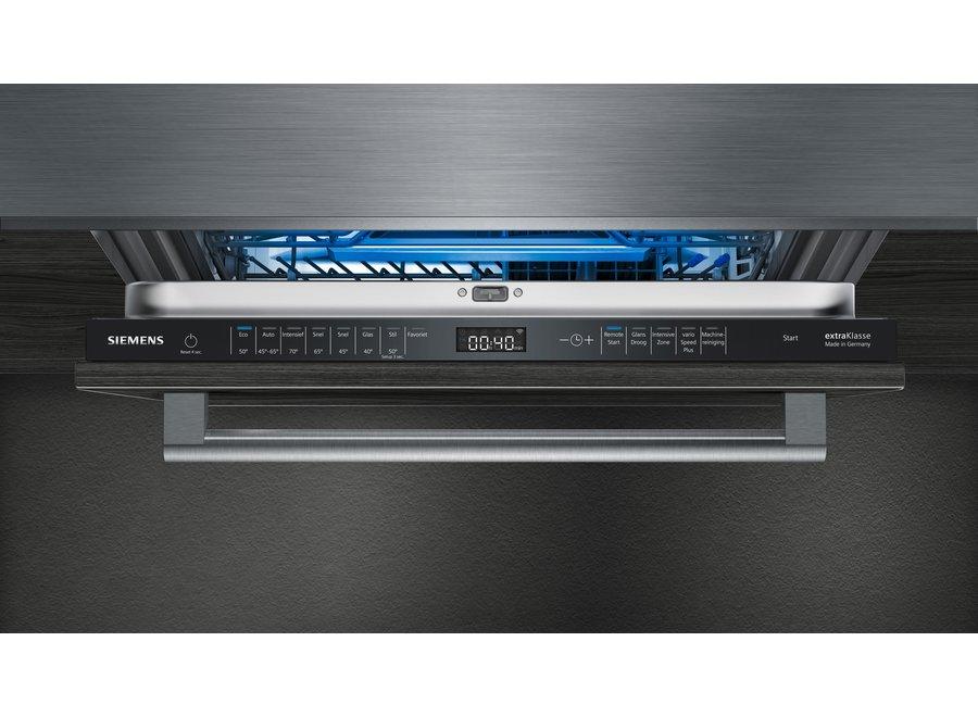 Siemens SX65ZX00BN XXL Inbouwvaatwasser