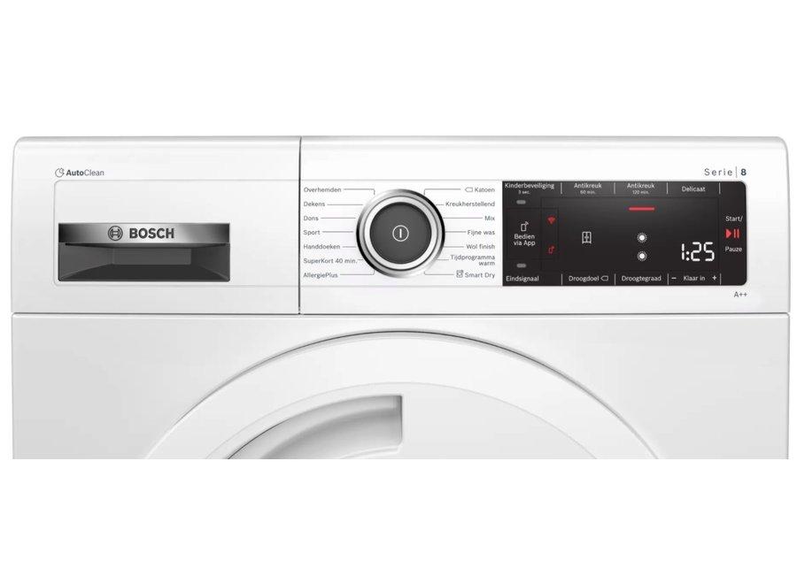 Bosch WTXH8M01NL Warmtepompdroger