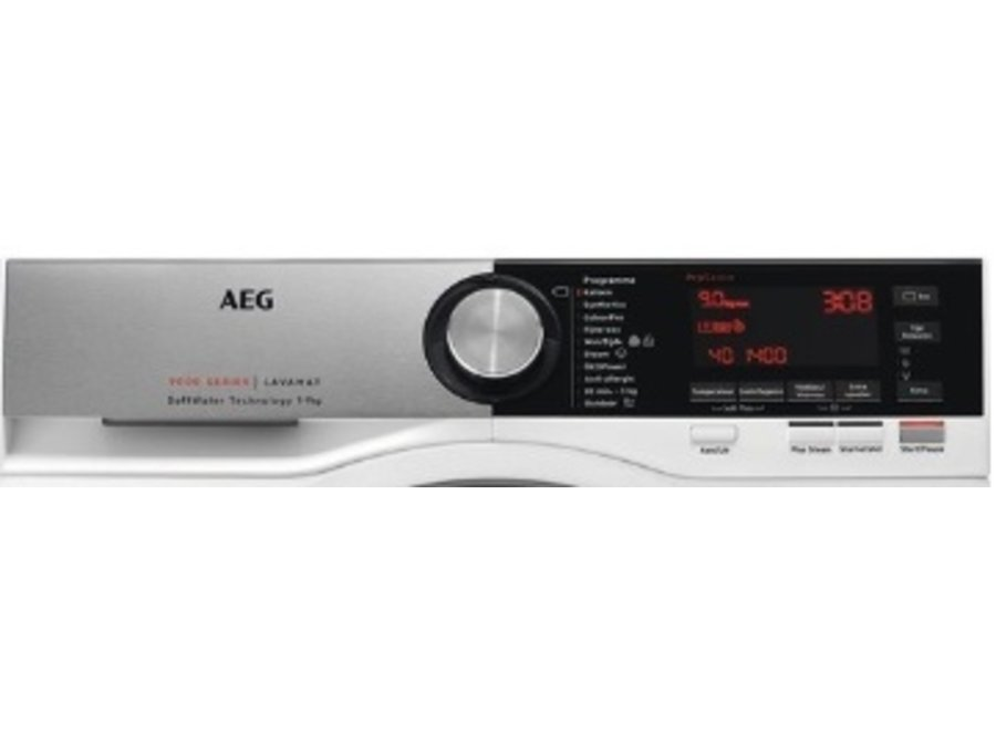 AEG L9FEN96CS Wasmachine SoftWater ProSteam ÖkoMix