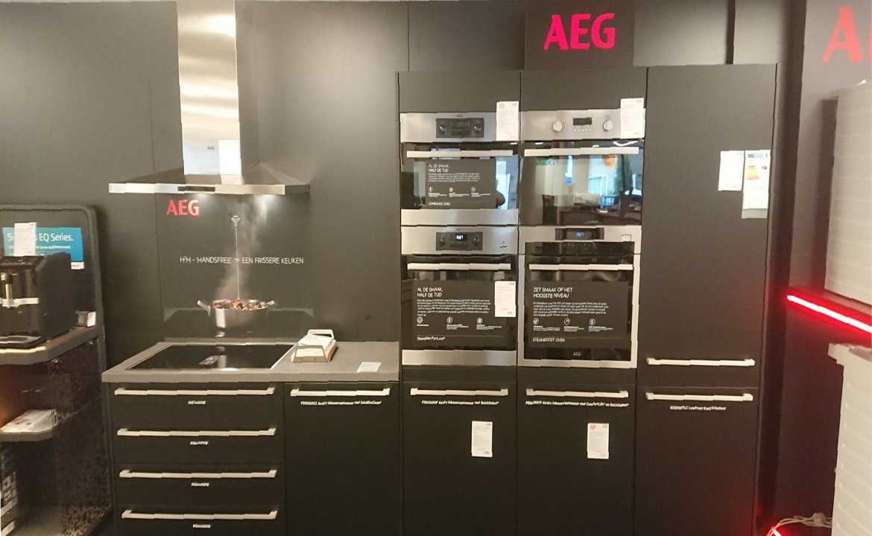 AEG inbouwapparatuur voor elke keuken!