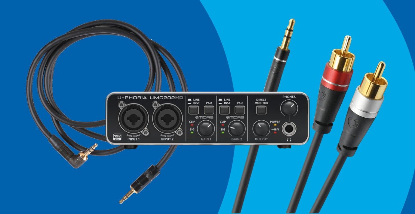 Audio accessoires