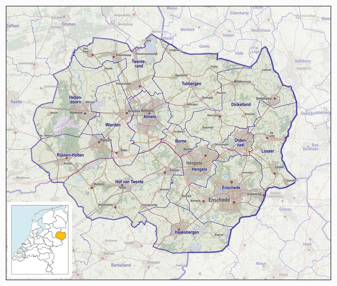 Piest Elektronica en Fietsen, een begrip in de regio Twente