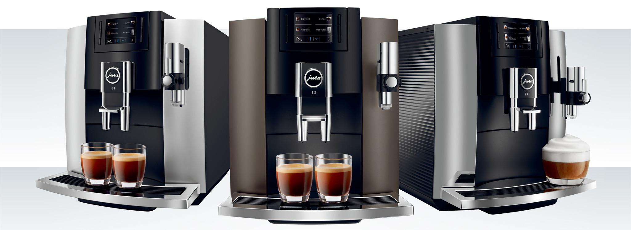 Bij Piest in Enschede zijn veel soorten Jura espresso machines verkrijgbaar