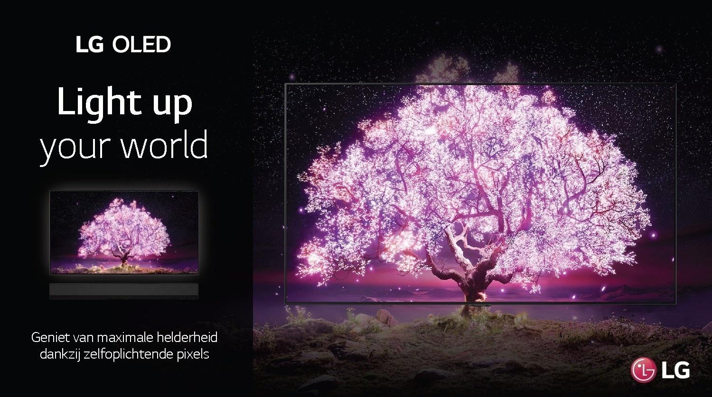 Cashback op LG OLED TV